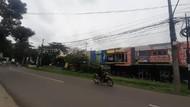Keluhan Warga Didengar, Kabel Menjuntai di Jl Merpati Raya Ciputat Beres