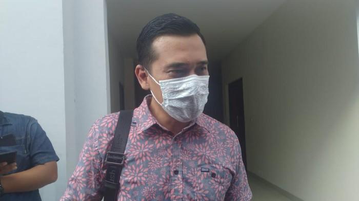 Kasi Penyidikan Kanwil Direktorat Jenderal Bea Cukai Riau, Satrianto (Raja Adil-detikcom)