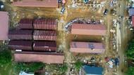 Foto Udara Pascabanjir Kalsel