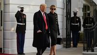 Berapa Tunjangan dan Uang Pensiun yang Didapat Trump?