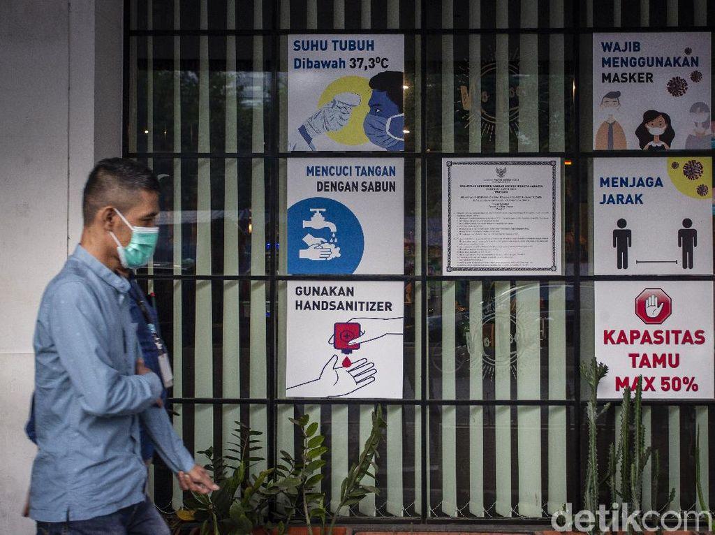 PPKM Jawa Bali Diperpanjang dan Ada 8 Aturan, Berlaku Sampai Kapan?