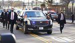Mobil Dinas Warisan Donald Trump untuk Joe Biden