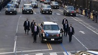 10 Fakta The Beast, Mobil Kepresidenan Joe Biden yang Super Aman