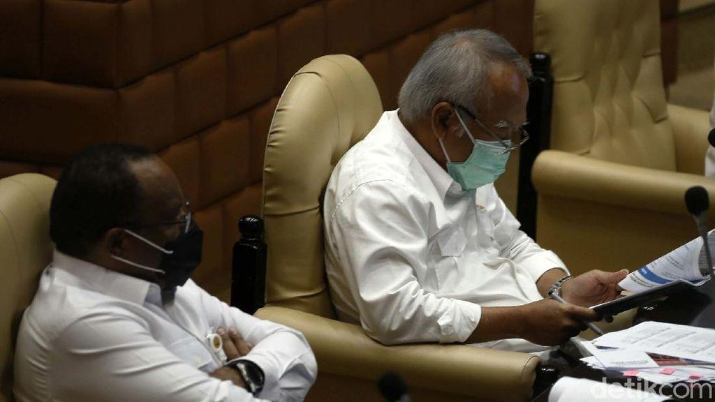 DPR-Menteri PUPR Rapat Hampir 4 Jam, Ini Hasilnya