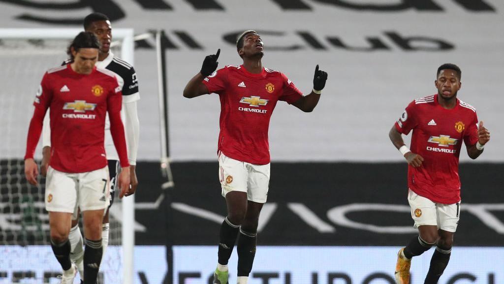 Dipuji, Paul Pogba: Man United yang Main Bagus