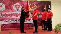Brigjen TNI Ruruh Lantik Paulus Sinambela Jadi Ketua PB ESport Medan