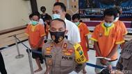 Tujuh Pengedar Narkoba di Lamongan Ditangkap, Satu Masih Anak-anak