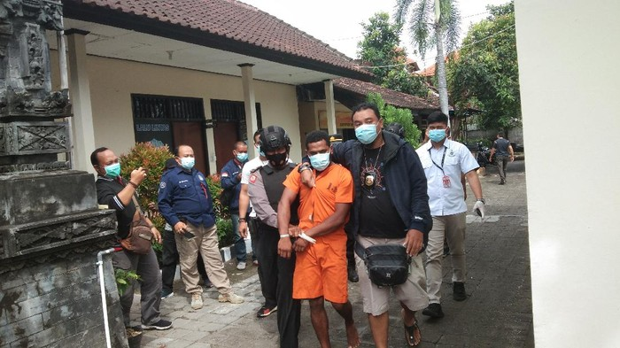 Polisi tangkap pembunuh wanita asal Slovakia di Bali