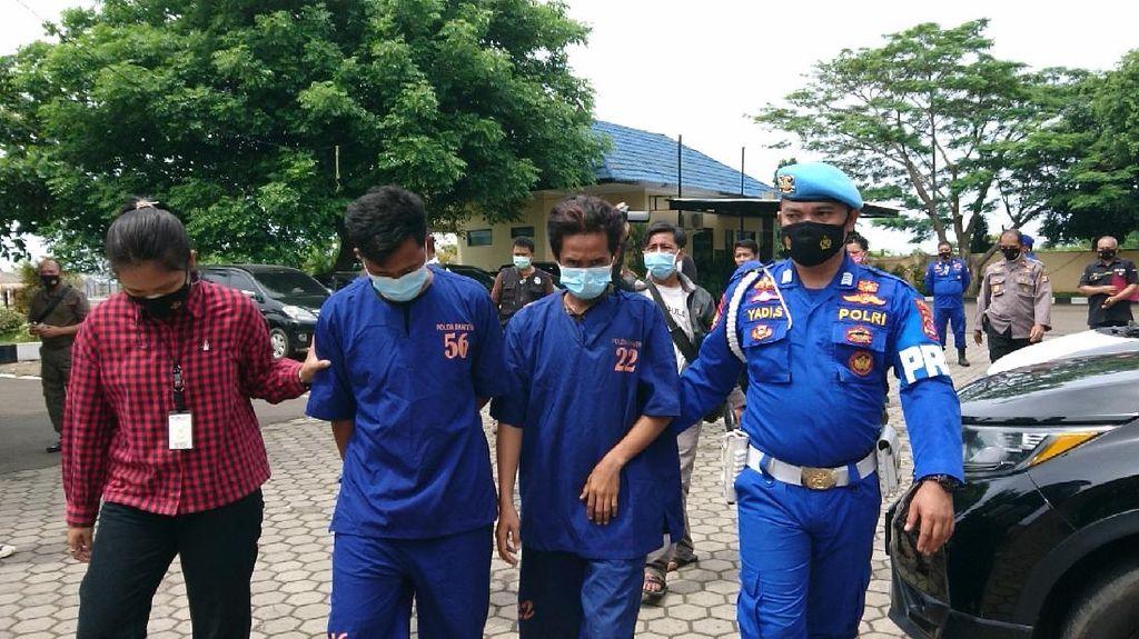 Polisi Amankan 2 Penyelundup Benur Ilegal Senilai Rp 6 M di Lebak Banten
