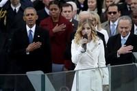 potret beda pelantikan presiden AS trump dan biden