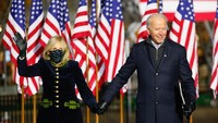 Disney World Tambahkan Joe Biden ke Hall of Presidents