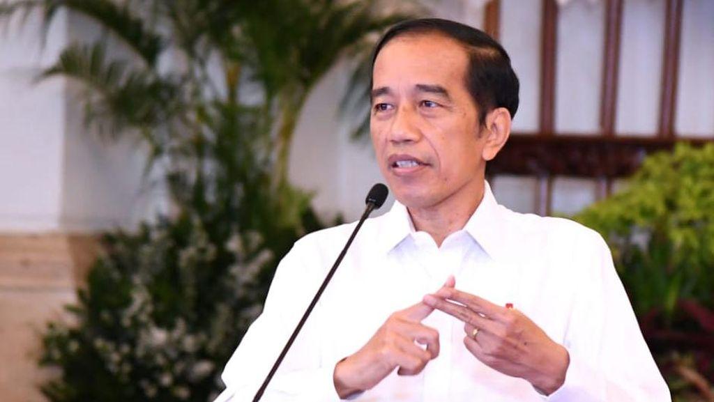 Hitung-hitungan Jokowi Targetkan Vaksinasi Kurang dari 1 Tahun