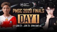 Jadwal dan Live Streaming PMGC Season Zero Dubai, Siap-siap!
