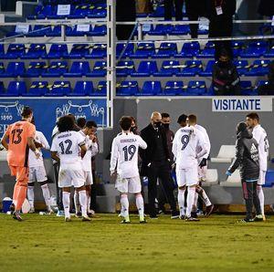 Duh Real Madrid... 2 Peluang Juara Sirna dalam 6 Hari