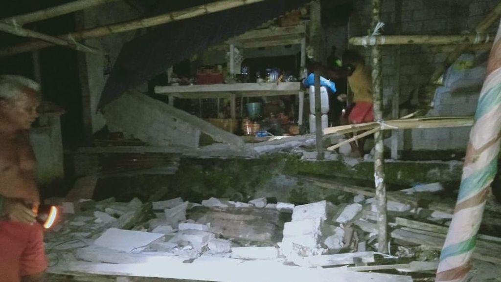 Potret Kerusakan di Kepulauan Taulud, Dampak Gempa M 7,1