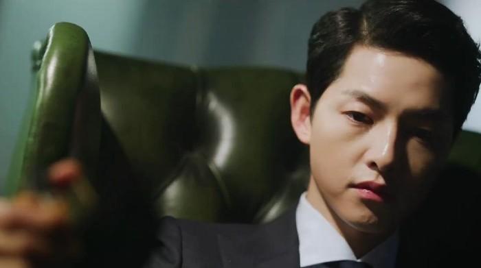 Song Joong Ki di Vincenzo