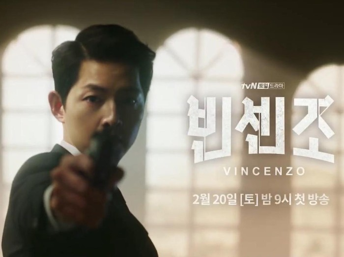 3 Hal yang Bisa Dinantikan di Vincenzo, Drama Terbaru Song Joong Ki