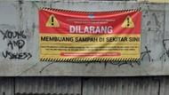 Amankan Flyover Ciputat dari Penyampah, DLH Tangsel-Warga Akan Berjaga