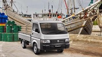 Tampang Suzuki New Carry Pick Up yang Kini Dilengkapi APAR