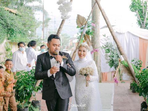 Mayang Sari dan Raden Muhammad Iqbal Dzulyadenviral di TikTok