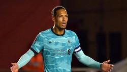 Van Dijk Comeback, tapi Bukan Berarti Liverpool Akan Juara Lagi