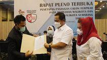 Wali Kota Hendi Lanjutkan Pimpin Kota Semarang hingga 2024