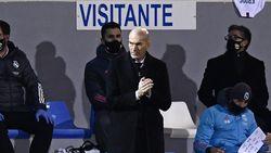 Real Madrid Lagi Ambyar, Masa Depan Zidane Sudah Diputuskan