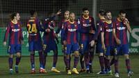 Madrid dan Atletico Sudah Tersingkir, Barcelona Wajib Raih Copa del Rey
