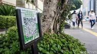 Baru Dipasang, Barcode Tanaman Penuh Uap dan Susah Discan