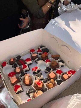 Bikin Cupcake dengan Hisan Bentuk Mr.P, Wanita Mesir Ini Ditangkap