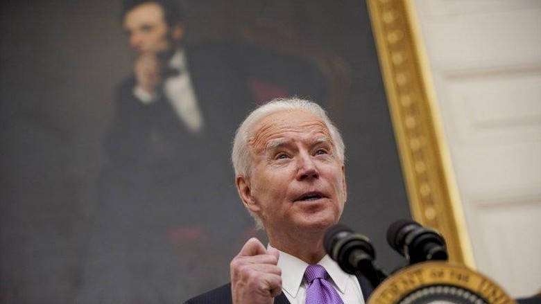 Covid-19: Joe Biden keluarkan 10 perintah eksekutif untuk perangi pandemi virus corona