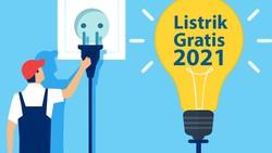 Listrik Gratis 2021!