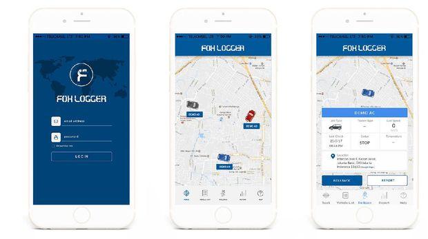 Fox Logger, perusahaan rintisan GPS tracker berbasis Internet of Things (IoT).
