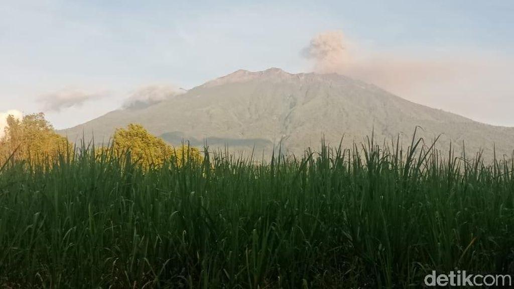 Gunung Raung Erupsi Kecil, Masyarakat Sekitar Aman