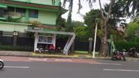 Polisi Tangkap Sejoli Mesum di Halte Bus di Senen Jakpus!