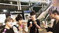 10 Momen Kuliner iKON yang Masuk Line-Up Kingdom