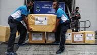 Jalasenastri Kirim Bantuan untuk Korban Bencana di Kalsel-Sulbar