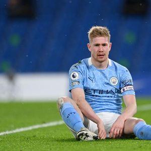 Manchester City Ditinggal Kevin De Bruyne Sebulan