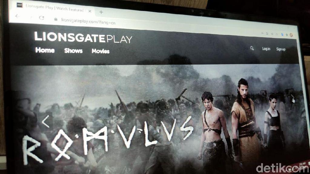 Lionsgate Play Siap Saingi Netflix dan Disney+ di Indonesia