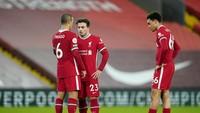 Duh, Liverpool Malah Raib Usai Bantai Palace 7-0
