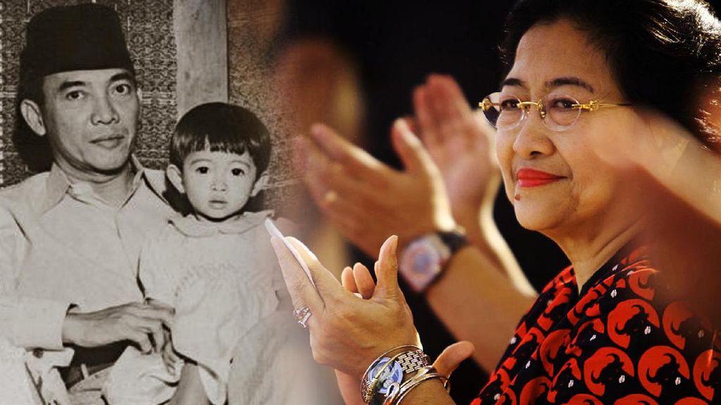 Kutip Sukarno, Megawati Ajak Pemuda Guncangkan Dunia Lewat Karya