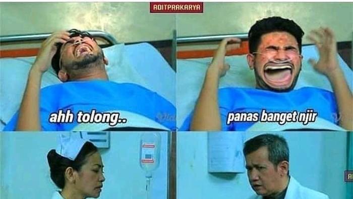 Meme lucu sinetron azab