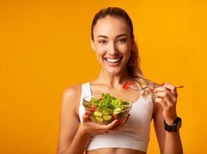 Ini Cara Mengatur Pola Makan untuk Menurunkan Berat Badan