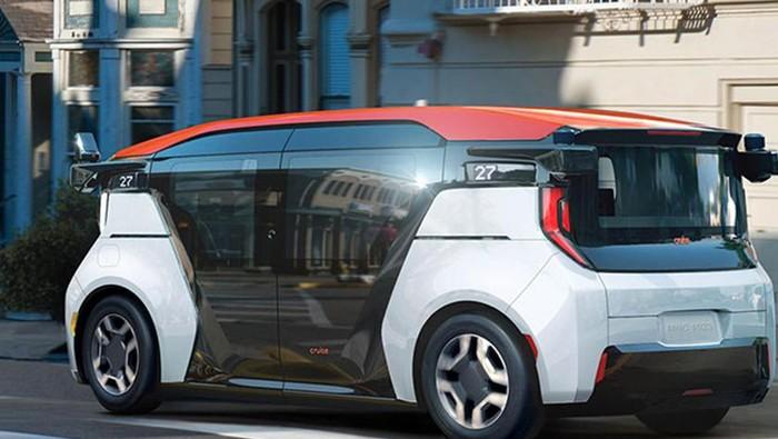 GM kerjasama dengan Microsoft buat mobil otonom