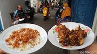 5 Warung Nasi Uduk Laris Manis Meski Tempatnya Ngumpet