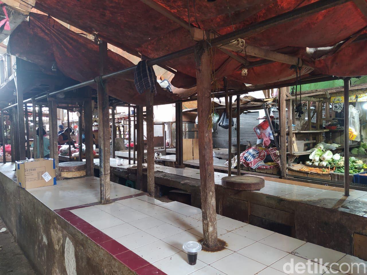 Pasar Bukit Pamulang dan Ciputat