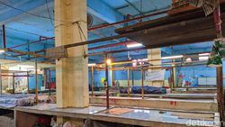 Pedagang Daging Sapi di Pasar Masih Mogok, Belum Ada yang Jualan