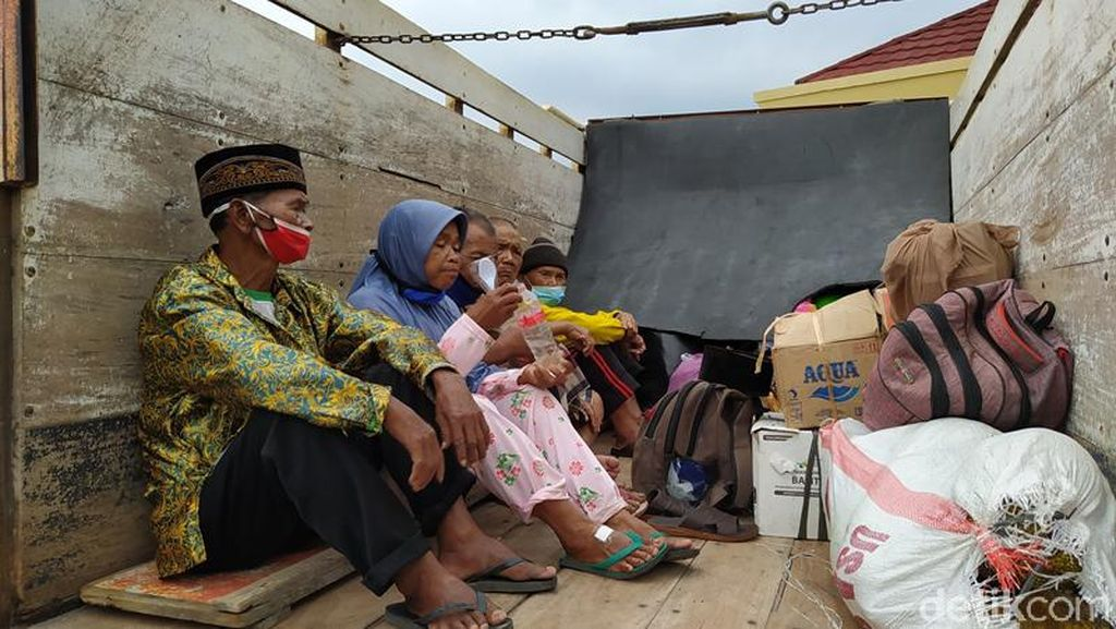 Potensi Bahaya Merapi Berubah, Ratusan Pengungsi di Magelang Pulang