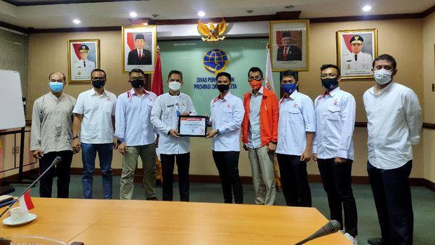 Pertemuan ISSI DKI Jakarta dengan Dishub