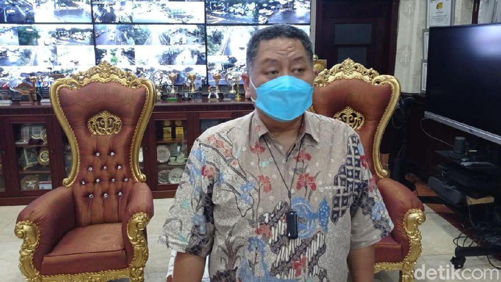 PPKM Diperpanjang, Pemkot Surabaya Tutup Dua Jalan Mulai Malam Ini